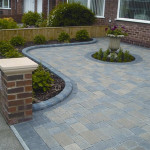 an example of our cobble paving services