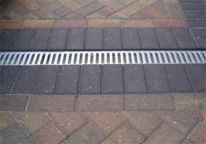 driveway drainage image